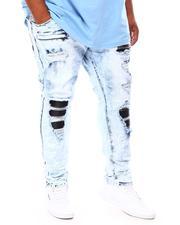 Makobi - Shredded Denim Jean (B&T)-2690841