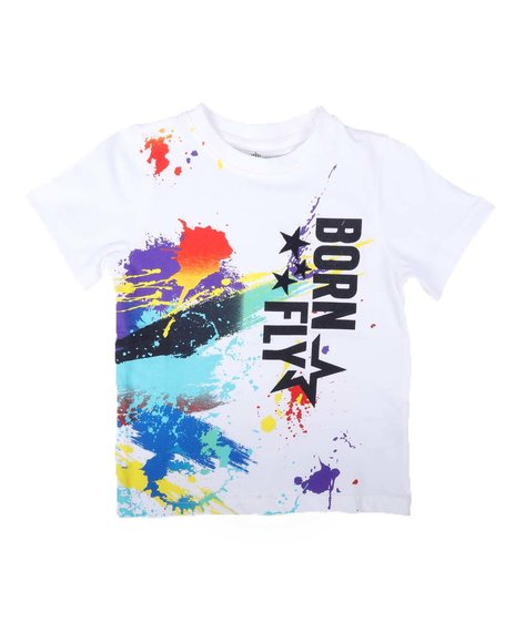 Born Fly - Graphic Tee (8-20)