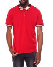 Buyers Picks - Plaid Collar Polo-2691872