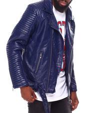 Buyers Picks - Vegan Leather Motto Jacket-2691917