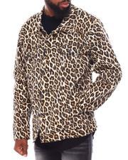 Buyers Picks - Leopard Print Denim Jacket-2691952