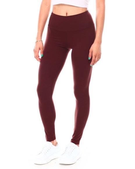 Fashion Lab - Basic Legging  High Waist 26' Inseam