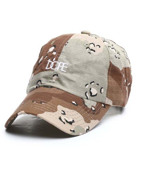 DOPE - Dope Camo Dad Hat