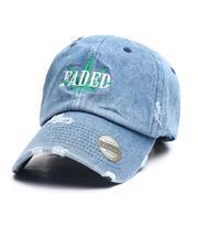 Dad Hats - Faded Dad Cap-2692514