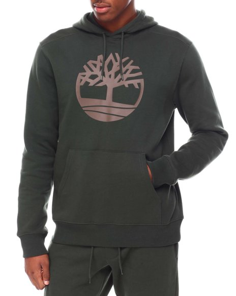 Timberland - CORE TREE LOGO PULL OVER HOODIE