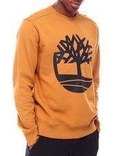 Timberland - CORE TREE LOGO CREW NECK SWEATSHIRT-2693191
