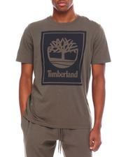 Timberland - SS STACK LOGO TEE-2693226
