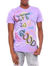 SWITCH - Life is good Rhinestone Tee-2693240