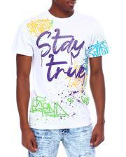 SWITCH - stay true Rhinestone Tee-2693363