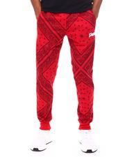 Jeans & Pants - Fresh Bandana Print Jogger-2693555