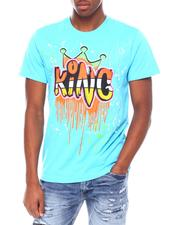 SWITCH - King Embroidered Patch Tee-2693387