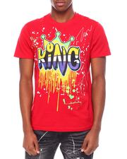 SWITCH - King Embroidered Patch Tee-2693393