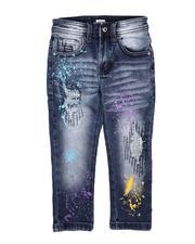 Born Fly - Paint Splatter Jeans (4-7)-2693795