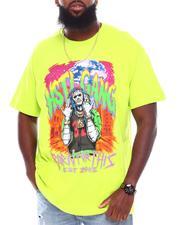Hustle Gang - Cyber Hustle T-Shirt (B&T)-2692250