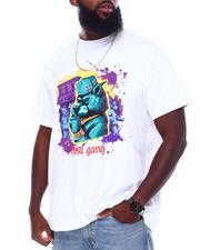 Hustle Gang - Say Less Grizz T-Shirt (B&T)-2692366