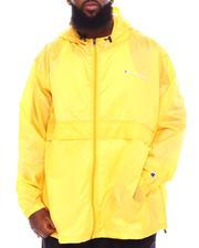 Light Jackets - Full Zip Wind Anorak Jacket (B&T)-2692434