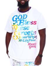 Hustle Gang - Favored Knit T-Shirt (B&T)-2694059