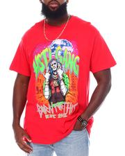 Hustle Gang - Cyber Hustle T-Shirt (B&T)-2694119