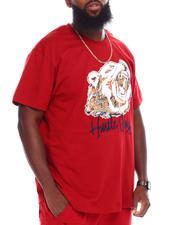 Hustle Gang - Turkish Grizz Knit T-Shirt (B&T)-2694123