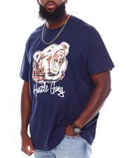 Hustle Gang - Turkish Grizz Knit T-Shirt (B&T)-2694131
