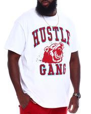 Hustle Gang - Mahdi Knit T-Shirt (B&T)-2692169