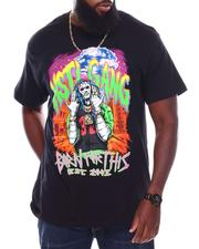 Hustle Gang - Cyber Hustle T-Shirt (B&T)-2694111