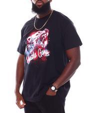 Hustle Gang - Black Dahlia Bear T-Shirt (B&T)-2694075