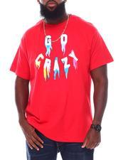 Hustle Gang - Go Crazy T-Shirt (B&T)-2694083