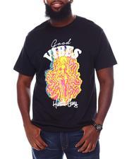 Hustle Gang - Good Vibes T-Shirt (B&T)-2694099