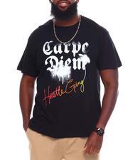 Hustle Gang - Carpe Diem T-Shirt (B&T)-2692228