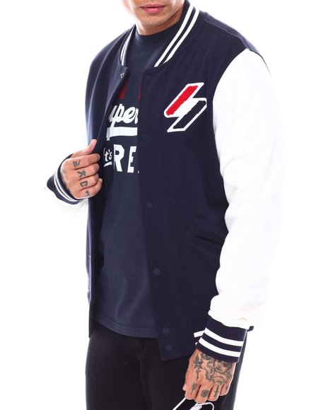 Superdry - SUPERDRY CODE CHE WALK OUT JKT
