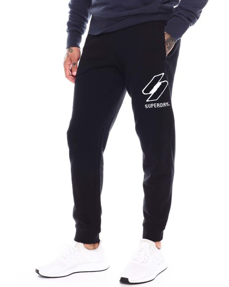 Superdry - SUPERDRY CODE LOGO CHE JOGGER