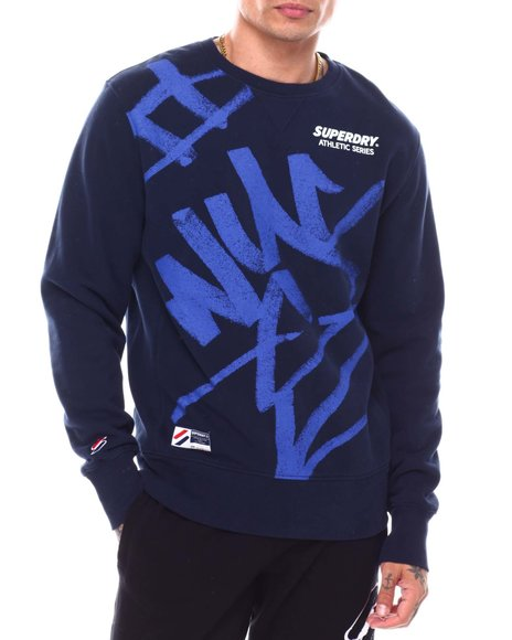 Superdry - STRIKEOUT CREW