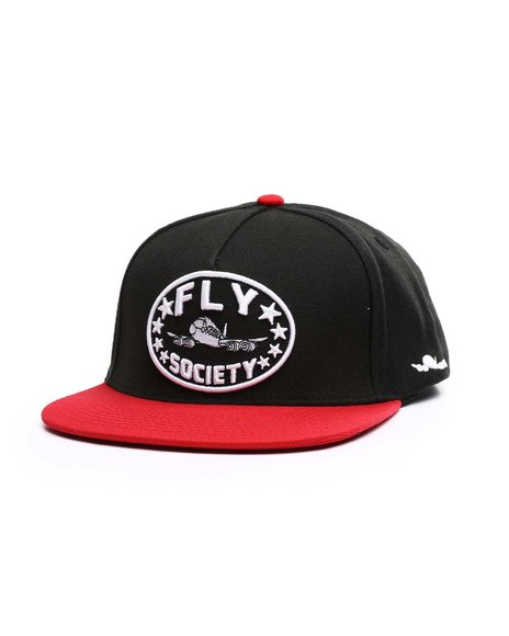 Buyers Picks - Fly Society 2Tone Snapback Hat