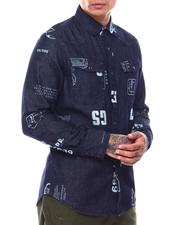 G-STAR - 3301 Slim Shirt L/S-2693948
