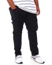 Men - Believe Taper Cargo Pant w Zip Pocket (B&T)-2694291