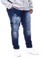 Men - Moto Denim Jeans (B&T)-2692693