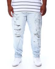 Men - Distressed Denim Jeans (B&T)-2695447
