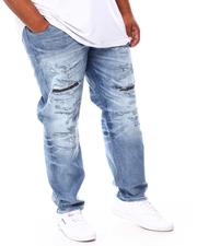 Men - Ripped Jeans With Backing (B&T)-2692936