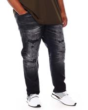 Men - Ripped Jeans With Backing (B&T)-2692954