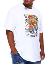 T-Shirts - Shoutsout T-Shirt (B&T)-2694833