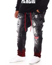 Men - Shredded Jeans (B&T)-2693152