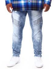 Men - Moto Denim Jeans (B&T)-2693196