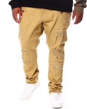Jeans & Pants - Coded Shredded Jeans (B&T)-2694424