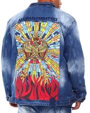 Outerwear - Hail No Denim Jacket (B&T)-2694845