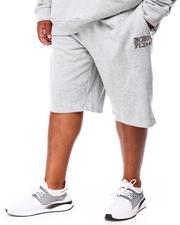 Shorts - Hail Bro Loopback Sweatshorts (B&T)-2694858