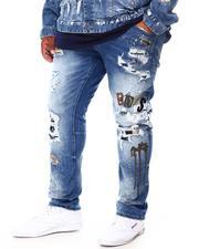 Jeans & Pants - Doodle Rocker Denim Jeans (B&T)-2692737