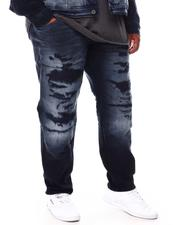Jordan Craig - Ripped Jeans With Backing (B&T)-2694588