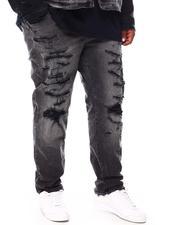 Jordan Craig - Distressed Denim Jeans (B&T)-2695468