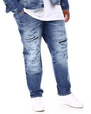 Jordan Craig - Ripped Jeans With Backing (B&T)-2694603